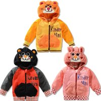 Cheap Wholesale-Free Shipping Hoody New Animal Despicable Sweatshirts Toddler Girls Boys Costume Zipper Hoodies Coat Aged 1-5years DM66