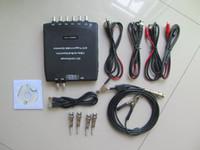 Wholesale newest oscilloscope hantek C CH PC USB Automotive Diagnostic Digital Oscilloscope DAQ Program Generator dhl