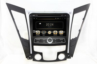 Wholesale Android Car DVD Player GPS Navigation for Hyundai Sonata with Radio BT USB Audio Video Core
