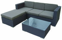 Wholesale rattan outdoor furniture for outdoor garden and indoor