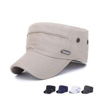 Wholesale 2015 spring and summer Male summer new golf cap in the old mountain climbing sport flat top cap cotton sun hat