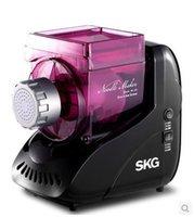 Wholesale SKG automatic pasta small electric noodle maker pressing machine