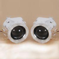headlight projector lens - i xenon lens H4 H7 BiXenon bi xenon Projector lens H1 H11 car styling hid projector lens headlight