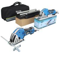 Wholesale electric mini circular saw W mini power saw power tools for wood mini power tools with accessores for machine