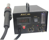 Wholesale BEST hot air gun industrial hot air gun Hot air gun soldering station thermostat digital temperature order lt no track