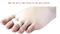 Wholesale feet support foot treatment Feet Care Gel Bunion Big Toe Spreader Eases Foot Pain Foot Hallux Valgus Guard Bone Braces tools