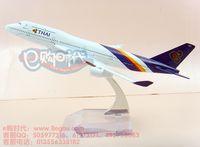 aviation memorabilia - Thai Airways Boeing aircraft plane model airplane model cm alloy metal toy airplane aviation memorabilia collection