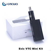 vape mods - Joyetech Evic VTwo Mini Kit e cigs Joyetech Evic VTwo Mini vv vw TC W Vape Box Mods Original Vape Pen