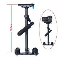 stabilizer bar - S60T Steadicam Handheld Stabilizer Max Load kg Stabilizer Bar Length Telescopic Adjustment For Camcorder DSLR Camera