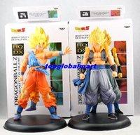 Wholesale new arrival Saiyan Goku Dragon Ball manpower action figure children s toy doll model car ornaments