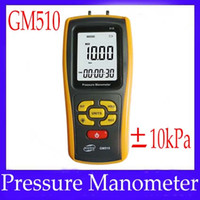 Wholesale Digital Pressure Manometer GM510 with USB interface MOQ