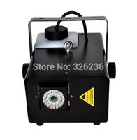 auto grinding machine - W Mini LED Fog Machine Disco smoke machine for Disco KTV Party hand and remote control low ground fog machine