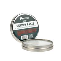 Wholesale 50g Pro skit S005 Acid free Solder Paste Soldering Flux Semi solid Oil with Excellent Capacity of Solder stickiness order lt no track