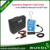 automotive smoke machine - Smoke Leak Locator A1 Pro TURBO Automotive Smoke Test Machine for Motorcycle Cars SUVs