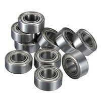 Wholesale Good Quality Set MR105 MR105ZZ Miniature Deep Groove Bearings Ball Mini Bearing x10x4mm Repair Tool
