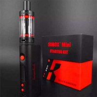Wholesale Kanger Subbox Mini Kanger Powerful Kangertech Subox mini Starter Kit Subox Mini Kit DHL Ship