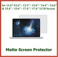 anti glare screen protector laptop - 500pcs Anti glare Matte Screen Protector for quot quot quot quot quot quot quot quot Laptop LCD Screen Protective Film