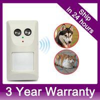 Wholesale Electric Infrared Ultrasonic Banish Dog Cat Repellent For Home Kitchen Garden Hotel Pet Animal Cat Repeller Stop Dog Barking