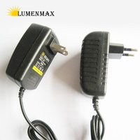 Wholesale hot sale adapter v a Power Supply Adaptor with EU US plug mA led strip adapters
