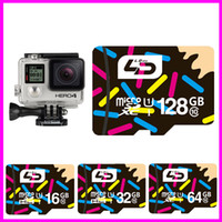 Wholesale LD Micro SD Card for Gopro sports action camera Memory Card GB GB GB GB GB TF TransFlash Card class class