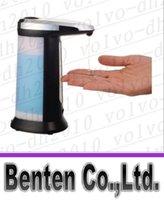 Wholesale Automatic Handsfree Soap Cream Dispenser AUTO TOUCHLESS for Kitchen and Bathroom LLFA2401F