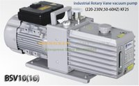 industrial vacuum - BSV16 High Reliable Dual stage Industrial Rotary Vane Vacuum Pump V KW KF25