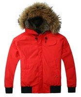 alaska jacket - Fall cheap Alaska winter jacket down coat jacket Red