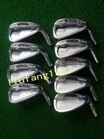 Wholesale New SLDR golf irons set PAS with N S PRO GH steel R flex right hand golf clubs irons free headcovers
