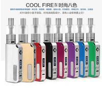 Cheap 10sets lot Authentic itaste vv Innokin Itaste VV V3 variable voltage e cigarette VV 3.0 itaste vtr itaste mvp Starter Kit Innokin Itaste