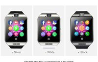 camera battery - Q18 Smart Watch Touch Wristwatch NFC Remote Camera mah Battery Sim For iPhone s S S HTC Xiaomi Andriod Phone