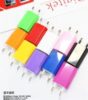Dock Chargers Universal For US Selling US EU 5V 0.5A 1A Iphone Charger Christmas Gifts For Iphone 4 4s 5 5s 6 Samsung Galaxy S3 S4 S5 I9600 Note 2 3 N9000 HTC BlackBerry