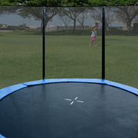 trampoline enclosure net - New Trampoline Enclosure Safety Net Fence