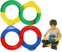 Wholesale Infinite Loop Track Sensory Exercise Training Equipment Kids Children Sensory Integration Toys