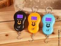 Wholesale 40kg g Portable Electronic Digital Scale Hanging Scale Fishing Fish Hook Pocket Weighing Balance Scale