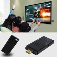 Wholesale Ezcast Wifi Display Dongle G Dual Band Wireless DLNA Airplay Mirroring Miracast Wireless Display for TV Tablet PC Computer