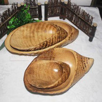 bamboo root crafts - Bamboo crafts bamboo root tea tray features fruit plate snack dish creative handmade bamboo root carving bamboo products