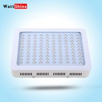 Wholesale 2015 Top Rated W W LED Grow Light Full Spectrum W Chip Indoor Hydroponic Grow Light Superior Yield Higher Quality Flowers