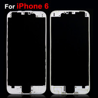 bar stickers - Front LCD Frame Holder Bracket With Solid Glue Sticker For iphone C S Plus Replacement Parts