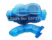 Wholesale 100pcs Cycling Bike Machine Brushes Scrubber Wash Tool Kit mountaineer bicycle chain cleaner Tool kits Z109
