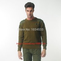Others air force sweaters - Military Style Cotton Cashmere Sweater US Air Force Pilot Style Warm Sweaters Army Green Colors