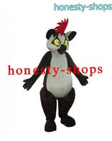 australia fancy dress - Australia Lemur adult cartoon Mascot Costume Fancy Dress Animal mascot costume halloween costume