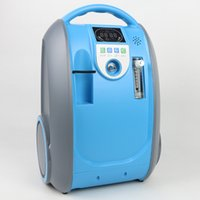 Wholesale Portable oxygen concentrator battery type with two batteries