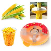 Wholesale Detachable One step Corn Kerneler Stripper Kitchen Gadgets Tools Accessories
