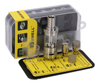 Cheap Replaceable UWELL CROWN Sub Ohm Tank Clone Best 4ml Metal UWELL CROWN Sub Ohm Tank