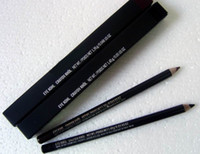 boxing wear - 2015 Lowest price Eyeliner Pencil Pencils Eye Kohl Black And Brown With Box