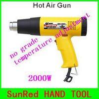 air products welder - BESTIR taiwan products C W temp adjust hot blowers PVC welder hot air welding gun shrink wrap heat gun NO