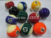 Wholesale DHL High quality Low shipping cost Pool Billiard snooker table cue ball mm quot