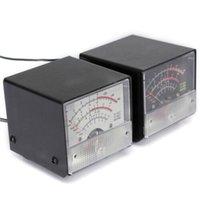Wholesale Brand NEW Original External S Meter SWR Power Meter For Yaesu FT FT