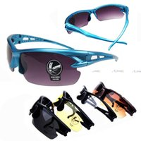 Wholesale Christmas Present Gift New Upgrade Cycling Bicycle Bike Sports Eyewear Fashion Sunglasses Men Women Riding Fishing Glasses