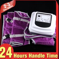 slimming sauna suits - Hot Selling Air Pressure Cellulite Reduction Suit Therapy Body Slimming Detox Pressotherapy Lymphatic Blanket Sauna Spa Machine
